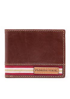 Jack Mason Florida State Tailgate Traveler Wallet