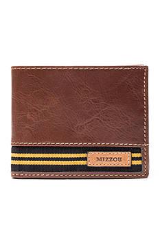 Jack Mason Missouri Tailgate Traveler Wallet