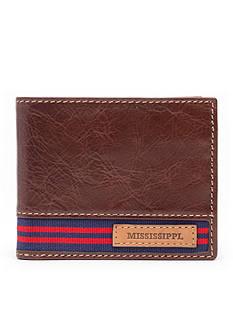 Jack Mason Ole Miss Tailgate Traveler Wallet