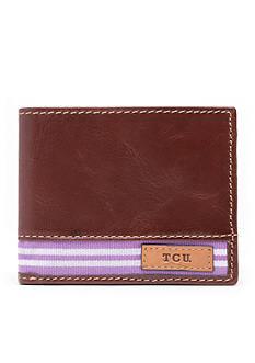 Jack Mason TCU Tailgate Traveler Wallet