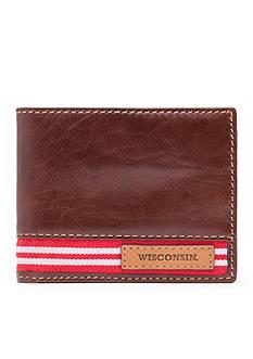 Jack Mason Wisconsin Tailgate Traveler Wallet