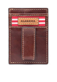 Jack Mason Alabama Tailgate Multicard Front Pocket Wallet