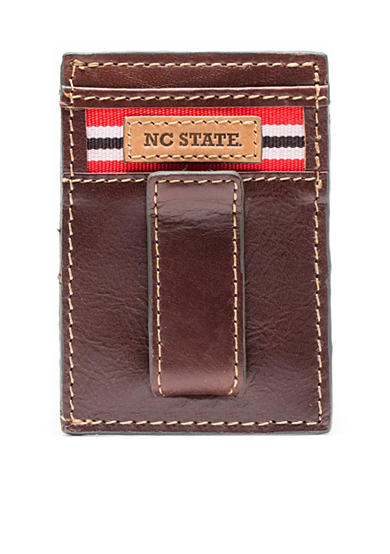 Jack Mason NC State Tailgate Multicard Front Pocket Wallet
