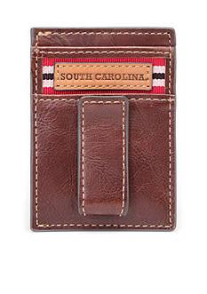 Jack Mason South Carolina Tailgate Multicard Front Pocket Wallet