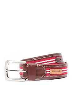 Jack Mason Alabama Tailgate Belt