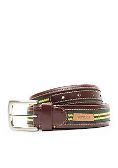 Jack Mason Baylor Tailgate Belt