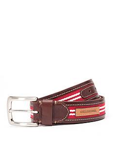Jack Mason Oklahoma Tailgate Belt