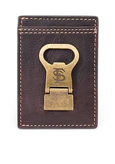 Jack Mason Florida State Gridiron Multicard Front Pocket Wallet
