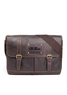 Jack Mason Ole Miss Gridiron Messenger Bag