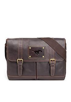 Jack Mason SMU Gridiron Messenger Bag