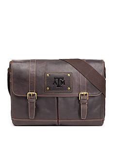 Jack Mason Texas A & M Gridiron Messenger Bag