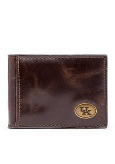 Jack Mason Kentucky Legacy Flip Bifold Front Pocket Wallet