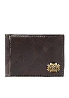 Jack Mason Mississippi State Legacy Flip Bifold Front Pocket Wallet