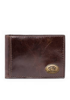 Jack Mason Missouri Legacy Flip Bifold Front Pocket Wallet