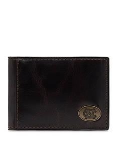 Jack Mason UNC Legacy Bifold Front Pocket Wallet