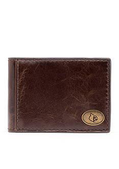 Jack Mason Louisville Legacy Flip Bifold Front Pocket Wallet