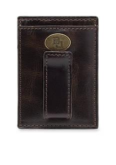 Jack Mason Baylor Legacy Multicard Front Pocket Wallet