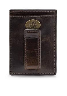 Jack Mason Clemson Legacy Multicard Front Pocket Wallet