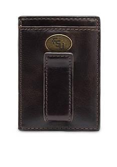Jack Mason Florida State Legacy Multicard Front Pocket Wallet