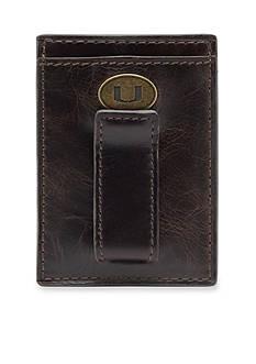 Jack Mason Miami Legacy Multicard Front Pocket Wallet
