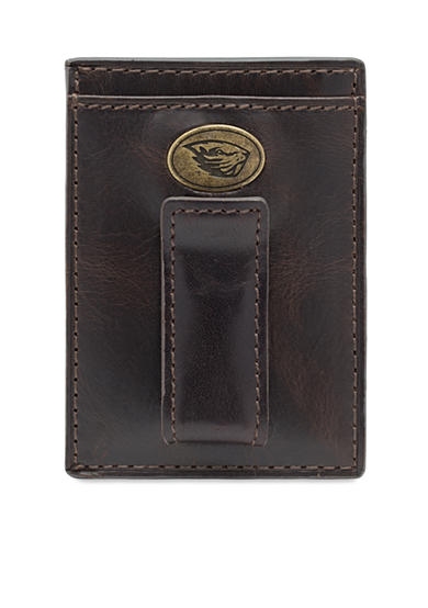 Jack Mason Oregon State Legacy Multicard Front Pocket Wallet
