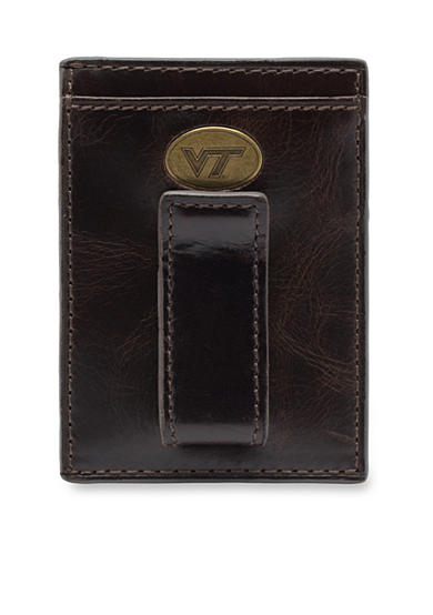 Jack Mason Virginia Tech Legacy Multicard Front Pocket Wallet