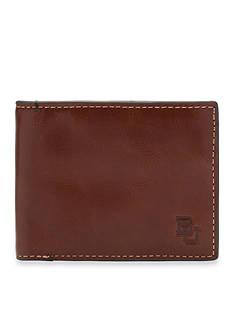 Jack Mason Baylor Hangtime Slim Bifold Wallet