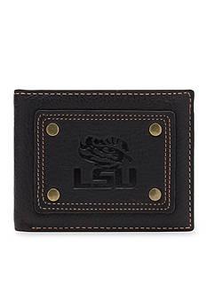Jack Mason LSU Gridiron Bifold Wallet