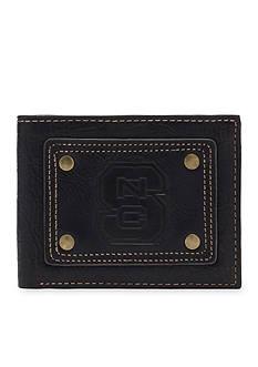 Jack Mason NC State Gridiron Bifold Wallet