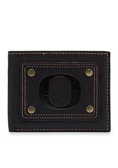 Jack Mason Oregon Gridiron Bifold Wallet