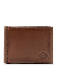 Jack Mason Georgia Campus Front Pocket Wallet