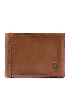Jack Mason Oklahoma Campus Front Pocket Wallet