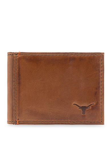 Jack Mason Texas Campus Front Pocket Wallet