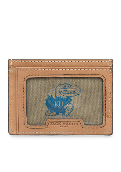 Jack Mason Kansas  Gameday Card Case