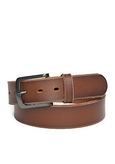 Levi's 38mm Beveled Edge Leather Belt