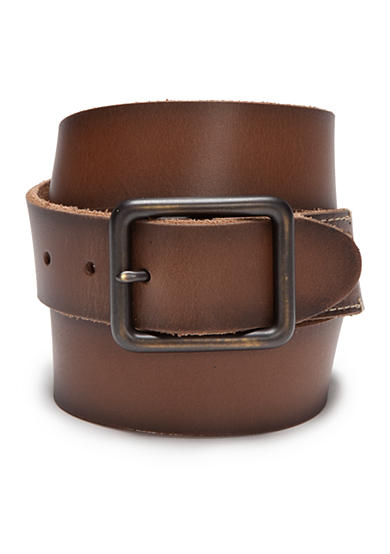 Levi's® 1.5-in. Elevated Center Bar Buckle Belt