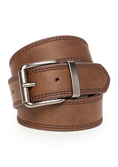 Levi's® 1.5-in. Tan & Black Reversible Belt