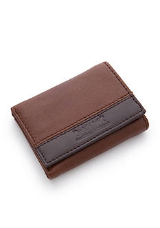 Levi's Two Tone Trifold Leather Wallet