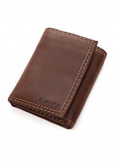 Levi's® Trifold Zipper Wallet