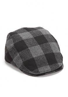 Levi's Buffalo Check Ivy Hat