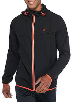 SB Tech® Lightweight Solid Full Zip Jacket