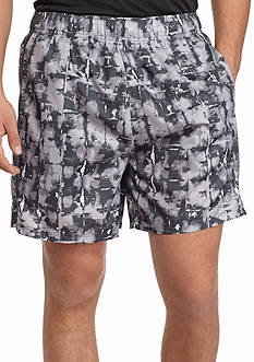 SB Tech® Printed Comfort Running Shorts