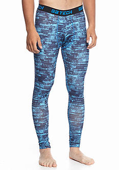 SB Tech Compression Legging Pants
