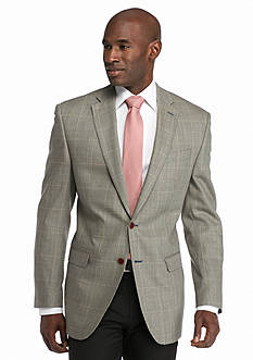 Austin Reed Classic-Fit Multi Plaid Sport Coat