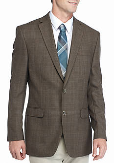 Austin Reed Classic-Fit Plaid Sport Coat