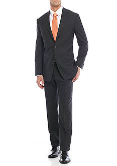 Austin Reed Classic-Fit Pattern Suit