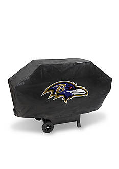 Rico Industries Baltimore Ravens Deluxe Grill Cover