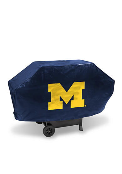 Rico Industries Michigan Wolverines Deluxe Grill Cover