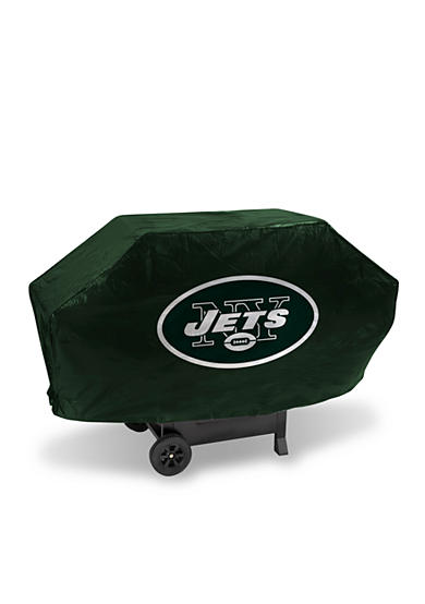 Rico Industries New York Jets Deluxe Grill Cover