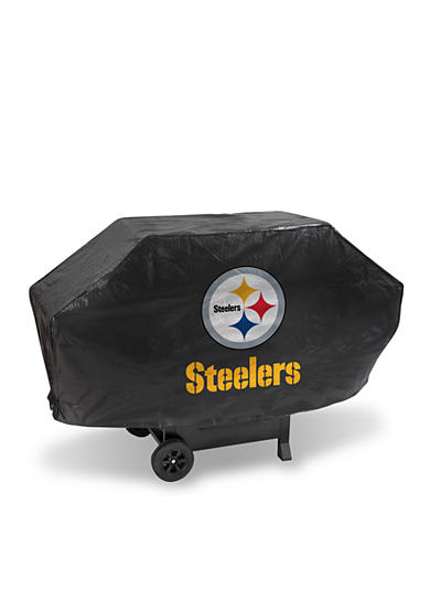 Rico Industries Pittsburgh Steelers Deluxe Grill Cover